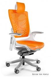 Fotel ergonomiczny Wau 2 Biały Elastomer