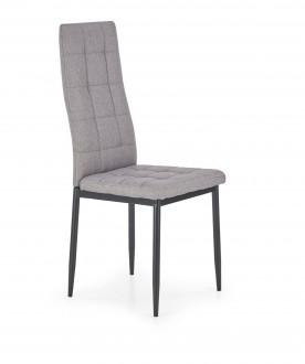 Pikowane krzesło bez podłokietników K292