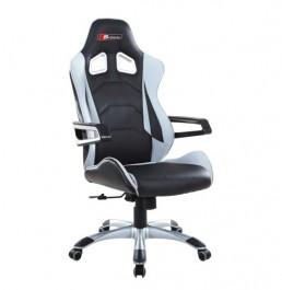 Fotel obrotowy z wysokim oparciem dla graczy Veyron