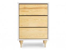 Drewniana komoda w stylu skandynawskim Harriet