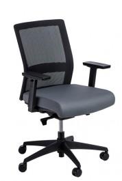 Regulowany fotel obrotowy do biura Press