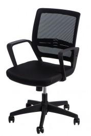 Fotel biurowy z podparciem lędźwiowym Seca B