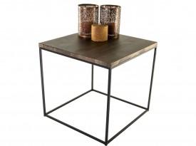 Kwadratowy stolik do salonu Simple