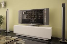 Nowoczesna szafka RTV do salonu Omega 1 mat