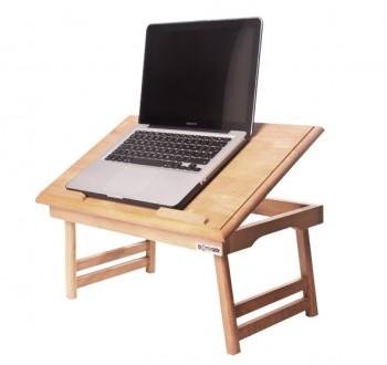 Stolik pod laptopa z pochylanym blatem Full