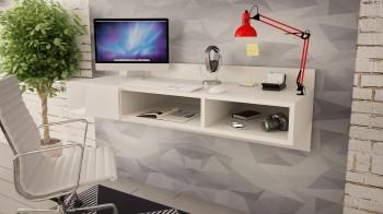 Wiszące biurko do domowego gabinetu Omega 13