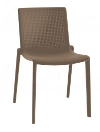Krzesło z tworzywa sztucznego BeeKat bez podłokietników