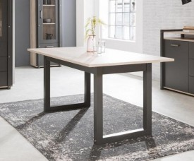 Rozkładany stół w stylu industrialnym Brooklyn