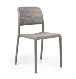 Krzesło kawiarniane Bora bez podłokietników