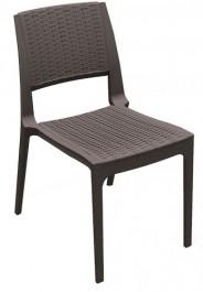 Krzesło do kawiarni i ogrodu Modena