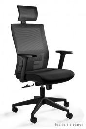 Ergonomiczne krzesło biurowe z regulacjami Task