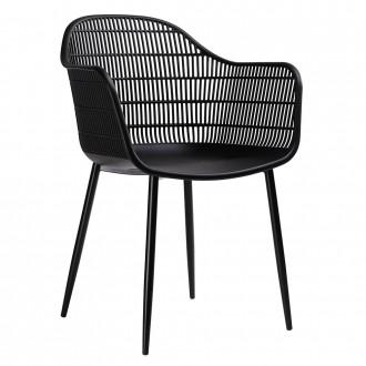 Designerskie krzesło z polipropylenu Basket