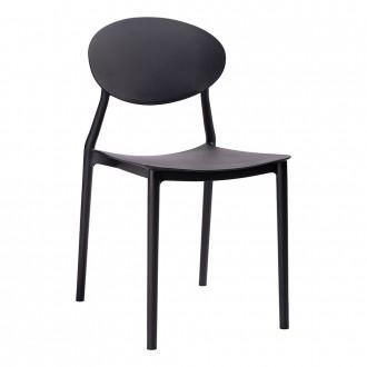Nowoczesne krzesło kawiarniane Flex