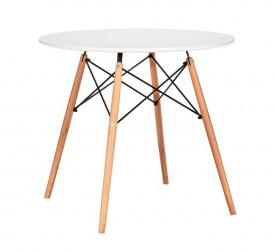 Okrągły stół w stylu skandynawskim DSW FI 90