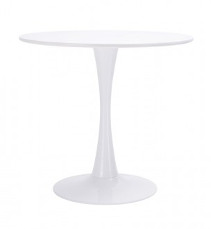 Designerski stół na jednej nodze Tulip FI 80