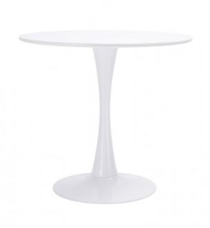 Designerski stół na jednej nodze Tulip FI 90