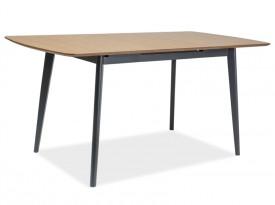 Rozkładany stół na drewnianych nogach Vitro II