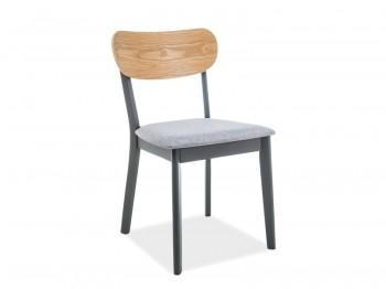 Drewniane krzesło bez podłokietników Vitro