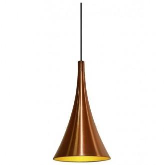 Metaliczna lampa wisząca Mid-century Glam 6