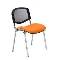 Krzesła z oparciem z siatki