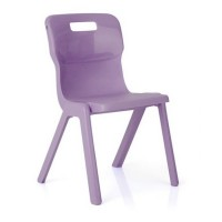 Krzesła jednoczęściowe