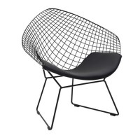 Krzesła druciane