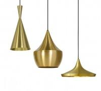 Lampy złote