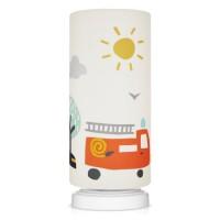 Lampki z rysunkami