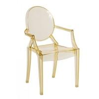Krzesła przezroczyste