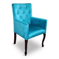 Fotele wypoczynkowe pikowane