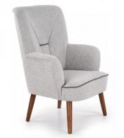 Fotele na drewnianych nogach