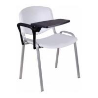 Krzesła z pulpitem