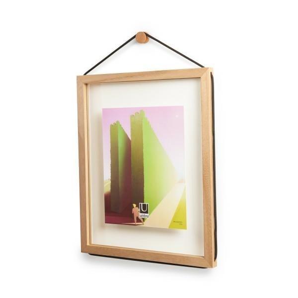Drewniana ramka na zdjęcia Corda