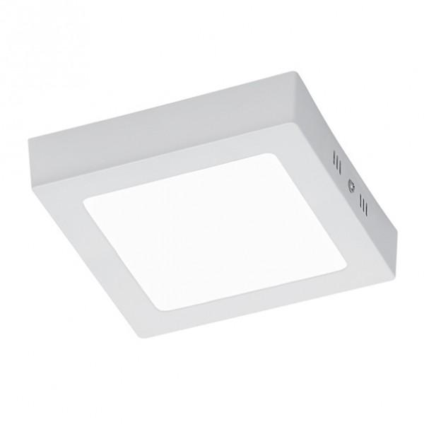 Biała lampa sufitowa plafon LED Zeus 17