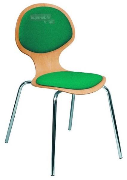 Krzesło sklejkowe Amadeo Wood NSO