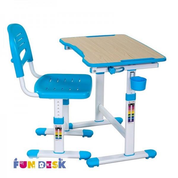 Zaktualizowano Ergonomiczne krzesło i biurko dziecięce Piccolino II - Biurka AD78