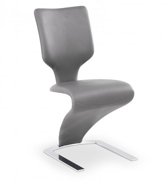 Designerskie krzesło z ekoskóry K301